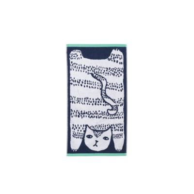 Cat Hand Towel - Donna Wilson