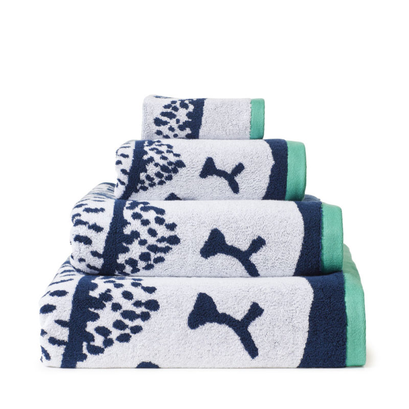 Cat Towels - Donna Wilson