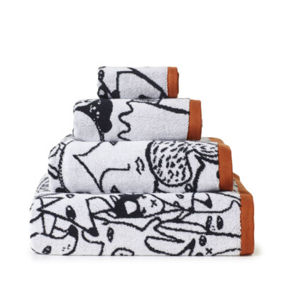 Folk Towels - Donna Wilson
