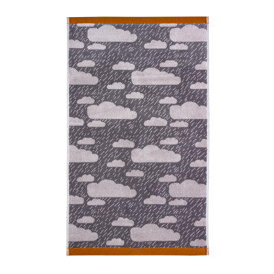 Donna Wilson Rainy Day Towel Set Grey