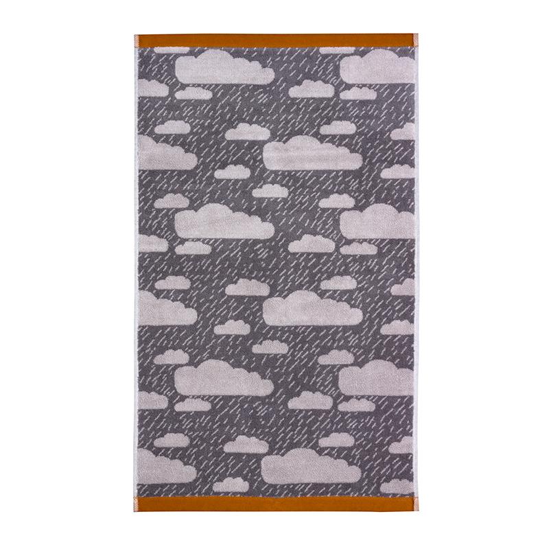 Donna Wilson Rainy Day Towel Set Grey