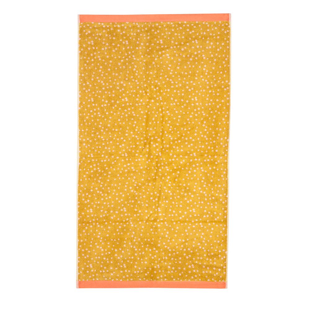 Donna Wilson - Polka Dot Towels - Mustard