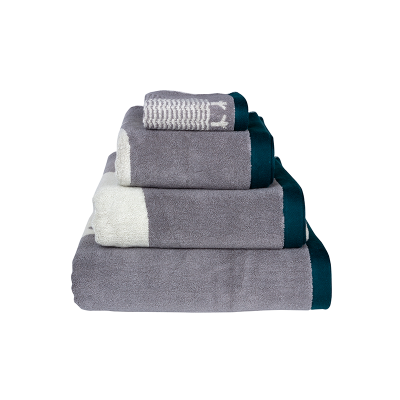 Donna Wilson Towels Owl Grey