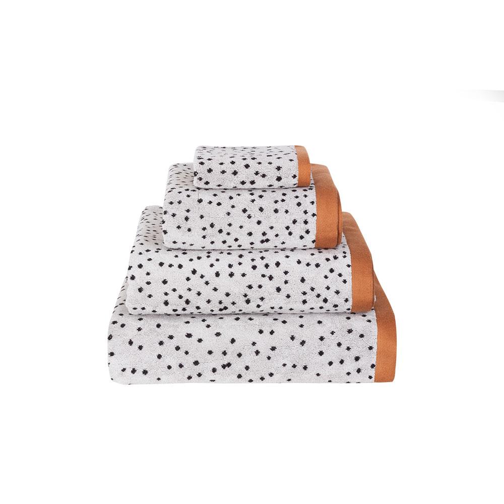 Donna Wilson - Polka Dot Towels - Cream