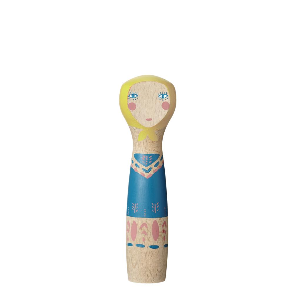 Wooden Doll - Hattie