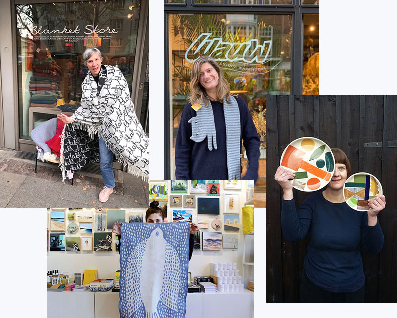 #DonnaSaysShopSmall - Stockist Gift Guide 2019