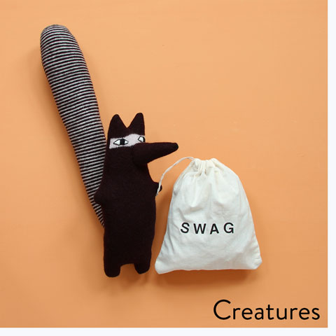 Creatures - A Carefully Considered Gift Guide