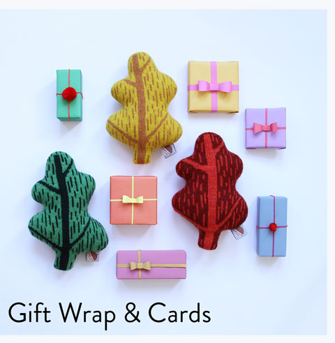 Gift Wrap & Cards - A Carefully Considered Gift Guide