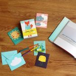 Land & Sea stationery collaboration with Chronicle Books