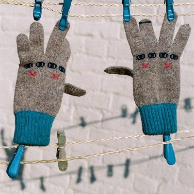 Donna Wilson - Bunny Gloves