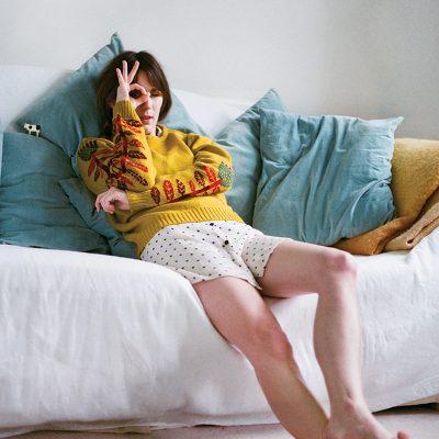 Donna Wilson Flower Sweater