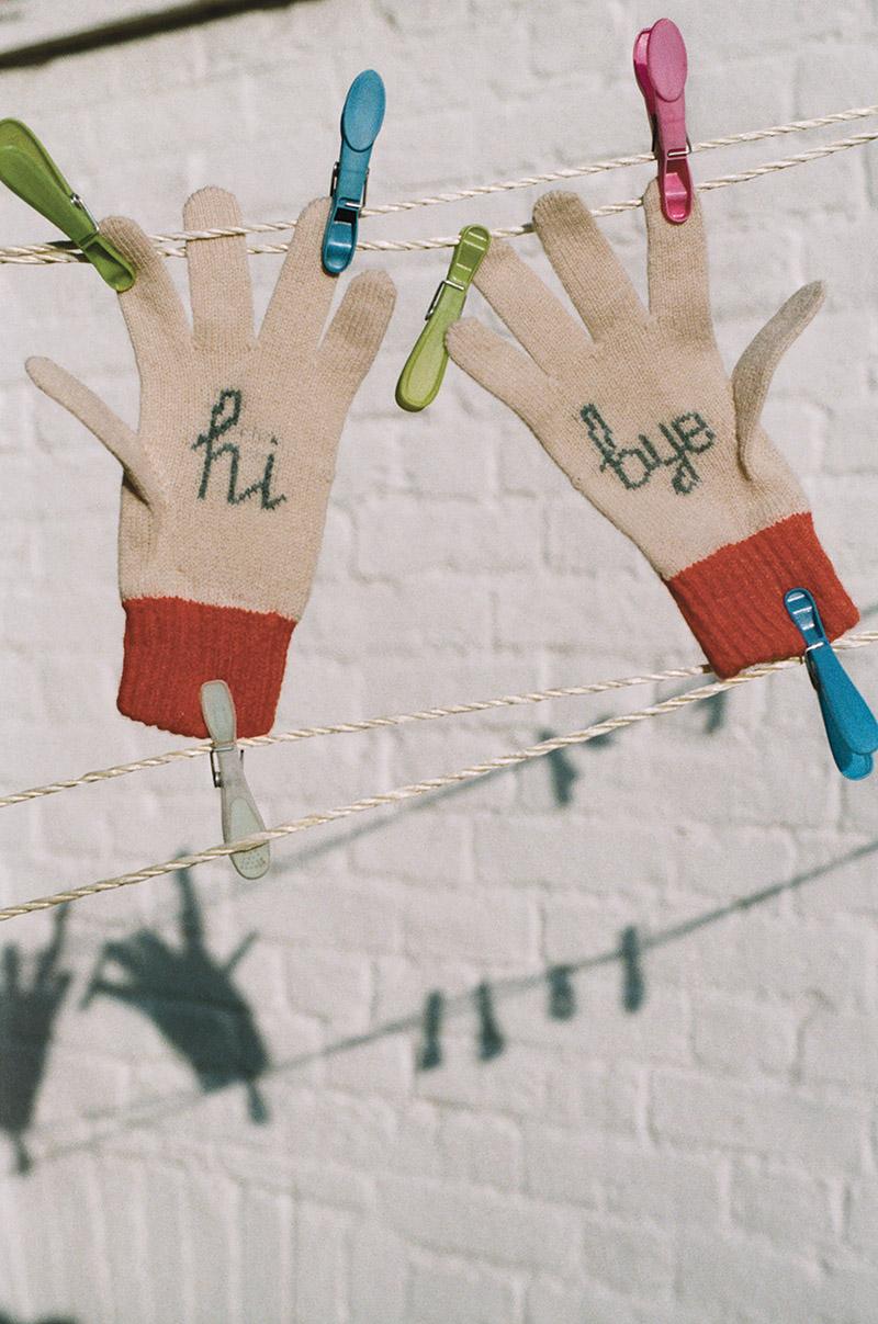 Donna Wilson Hi Bye Gloves