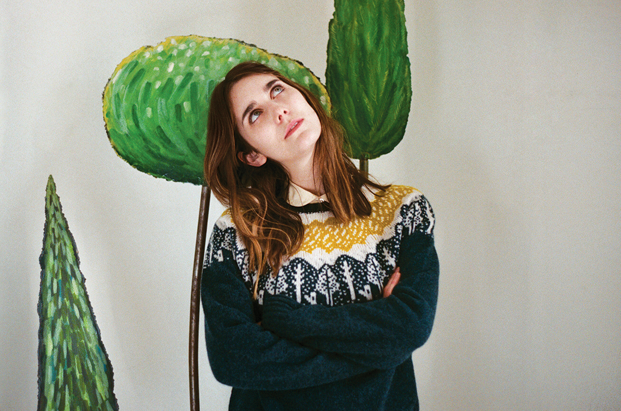 Donna Wilson Trees Sweater