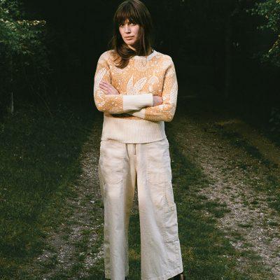 Birdie Sweater - Harvest - Donna Wilson