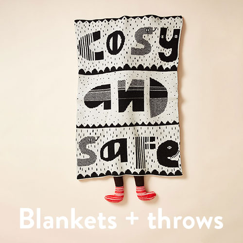 Gifts - Blankets + Throws