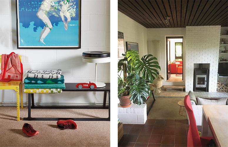 Our AW17 shoot in the home of Thorsten van Elten