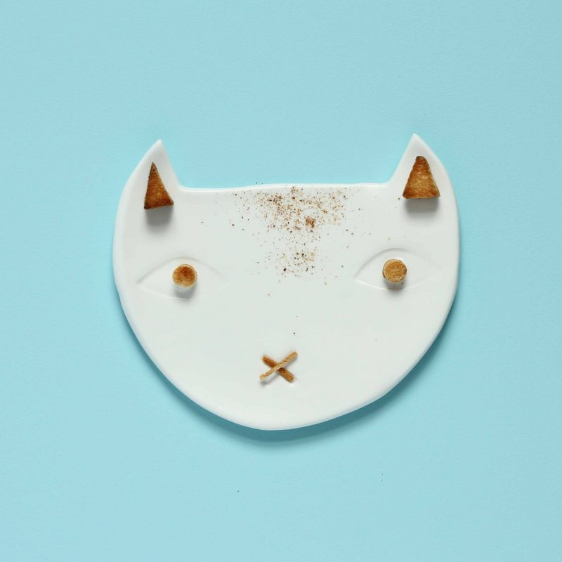 Donna Wilson - Cat Shaped Plate