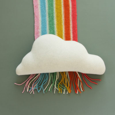 White Cloud Cushion - Donna Wilson