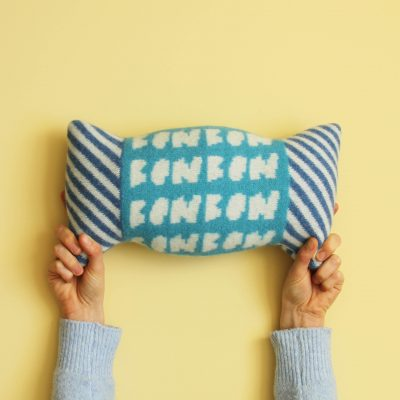Donna Wilson - Bon Bon Cushion - Blue