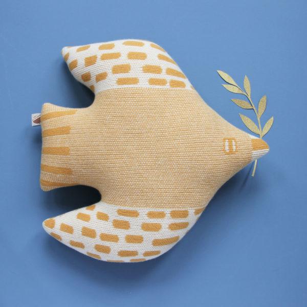 Bird Shaped Cushion - Donna Wilson