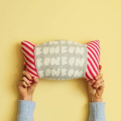 Donna Wilson - Bon Bon Cushion - Pink