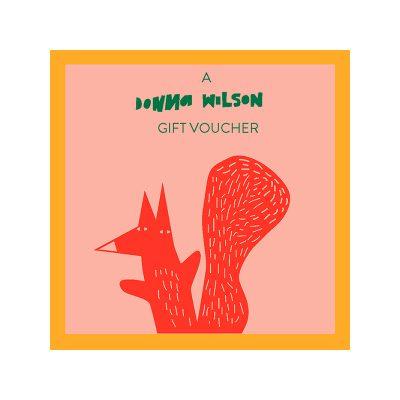 Donna Wilson Gift Voucher - Cyril