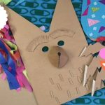 Make Your Own Fox Mask with Noodoll