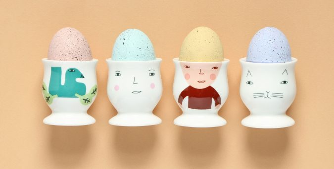 Donna Wilson Egg Cups