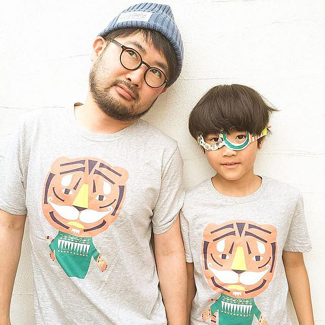 Ne-net x Donna Wilson t-shirts (Photo credit Kazuaki_Takashima)