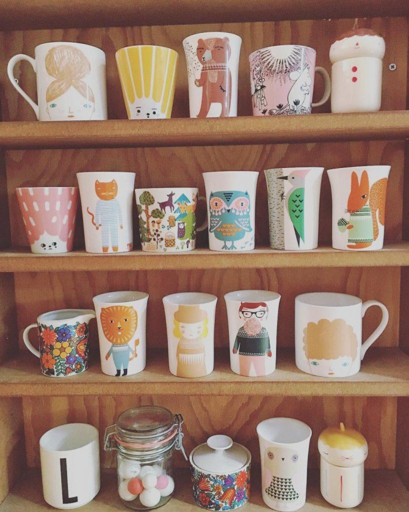 myDonnaWilson lea shelf