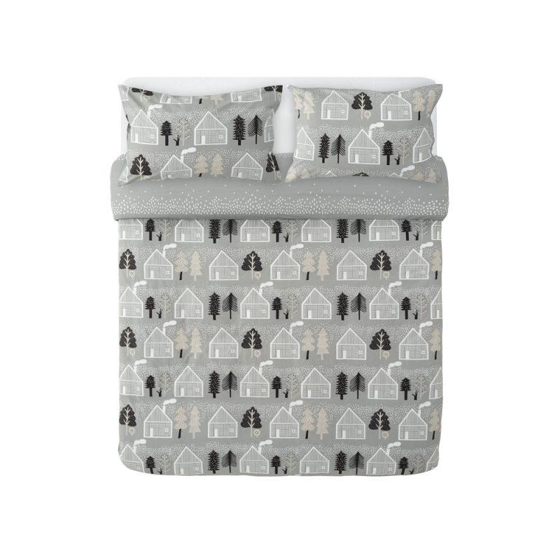 Donna Wilson - Log Cabin Bed Set