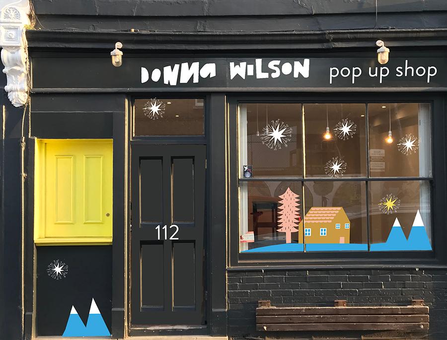 Donna Wilson Pop Up Shop