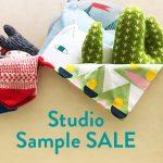 Studio Sample SALE 2016