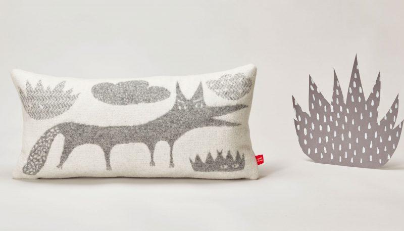 Donna Wilson - Long Wolf Cushion